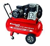 Einhell TE-AC 480/100/10 D, Kompressor 100l mit 10 bar
