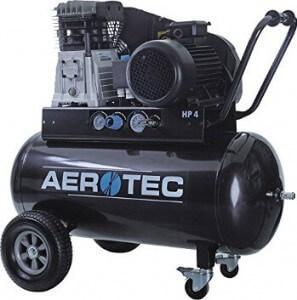 Aerotec 600-90 Tech mit Lenkrollen.