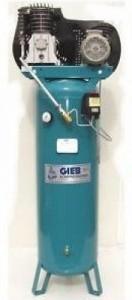 Stehender 400V Kompressor von Gieb.