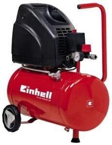 Kompressor 24 Liter von Einhell.