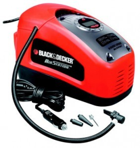 Kompressor Black & Decker ASI300.