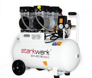 50l Kompressor von Starkwerk.