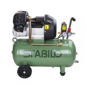 Kompressor mit 8 bar und 50 Liter Kessel von Stabilo.