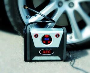 Auto Kompressor 12V von AEG.
