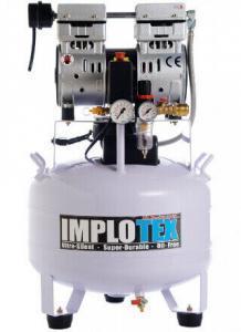 Implotex 850W Flüster - Kompressor.