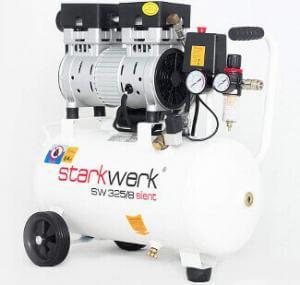 Kompressor Leiseläufer des Modells Starkwerk 325/8 Silent.